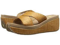 Volatile Howell Tan Women's Wedge Shoes