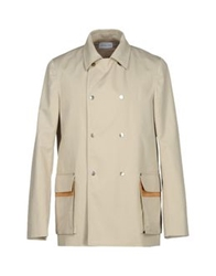 Melindagloss Full Length Jackets Beige