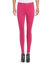 Hue Knit Leggings Very Berry
