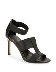 Elie Tahari Seneca Sandals Black