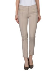 Alpha Studio Casual Pants Beige