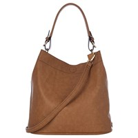 Oasis Hattie Hobo Bag Tan