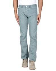 Marc Jacobs Denim Denim Trousers Men Grey