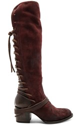 Freebird Coal Boot Burgundy
