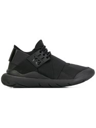 Y 3 Extended Sole Sneakers Black
