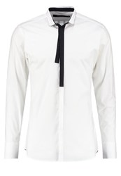 Karl Lagerfeld Slim Fit Shirt White