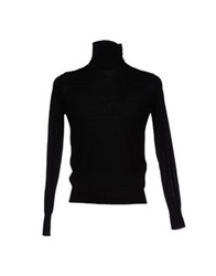 Kaos Turtlenecks Black