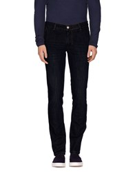 Alessandro Dell'acqua Denim Denim Trousers Men Blue