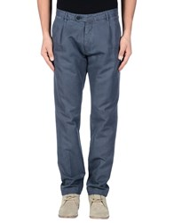 Messagerie Trousers Casual Trousers Men Slate Blue