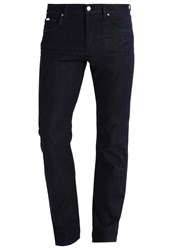 Hugo Boss Green Maine Slim Fit Jeans Dark Blue