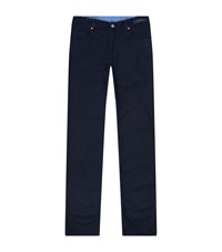 Paul And Shark Never Fade Stretch Jeans Male Navy
