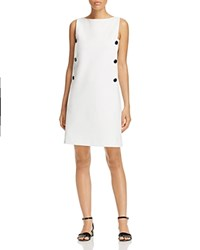 Tory Burch Carrie Shift Dress New Ivory