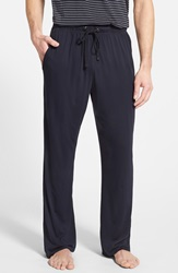Daniel Buchler Pima Cotton And Modal Lounge Pants Midnight