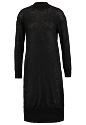 Noisy May Nmcrow Jumper Dress Black