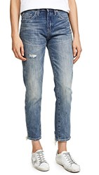 Blank Denim The Outsider High Rise Tapered Jeans Casual Monday