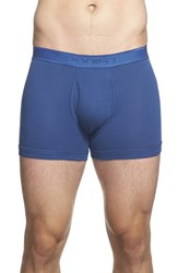 2Xist Men's 2 X Ist Pima Cotton Boxer Briefs