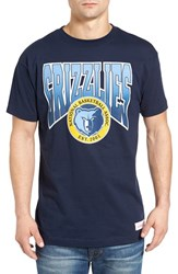 Mitchell And Ness Men's Grizzlies Graphic T Shirt
