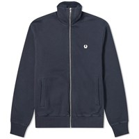 Fred Perry Winter Training Track Jacket Blue
