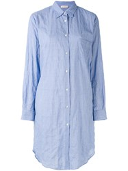 Wunderkind Oversized Shirt Women Cotton Polyurethane 40 Blue