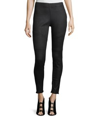 Dl1961 Haven High Rise Soft Denim Leggings Black