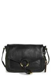 Vince Camuto Adina Leather Crossbody Bag Black
