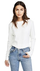 Knot Sisters Jenna Top Off White