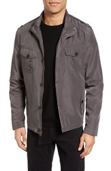 Cole Haan Men's Packable Field Jacket Titanium