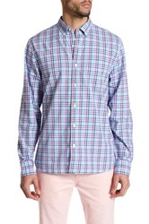 Bonobos Checked Button Down Shirt Multi