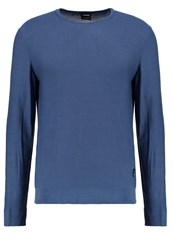 Strellson Vic Jumper Light Pastel Blue