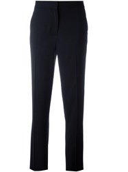 Each X Other Tailored Slim Fit Trousers Black