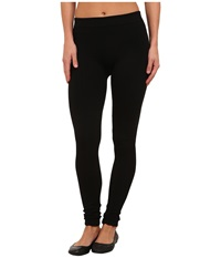 Steve Madden Fleece Lined Cable Legging Black Women's Clothing