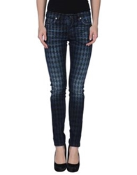 Karl By Karl Lagerfeld Denim Pants Blue