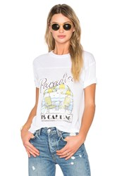 Wildfox Couture Answer Tee White