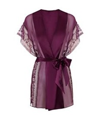 Agent Provocateur Tanya Gown Purple