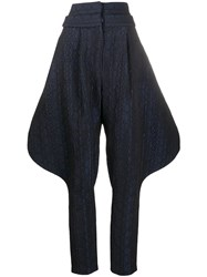 Chalayan Aztec Riding Trousers 60