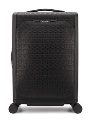 Salvatore Ferragamo Gancini Hand Luggage Black