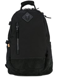 Visvim Classic Backpack Men Suede Polyimide One Size Black