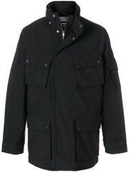 Christopher Raeburn Zipped Lightweight Jacket Recycled Polyester Black