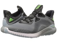 Adidas Alpha Bounce Ash Ice Mint Purple Solar Green Ice Purple Women's Running Shoes Gray