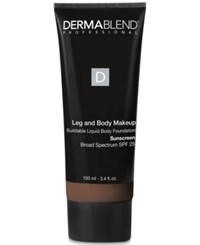 Dermablend Leg And Body Makeup Deep Natural 85N