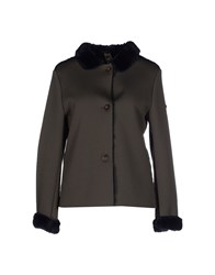 Swiss Chriss Coats And Jackets Jackets Women Lead