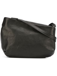 Marsell Marsa Ll Zipped Crossbody Bag Black