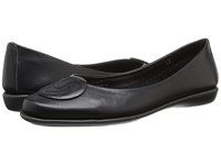 The Flexx Bon Bon Black Cashmere Women's Flat Shoes