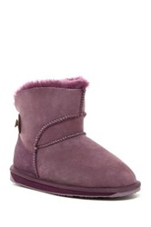 Emu Alba Genuine Sheep Fur Boot Purple