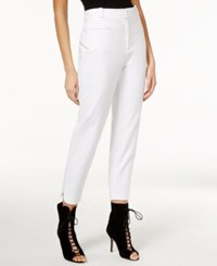 Rachel Rachel Roy Cropped High Rise Pants
