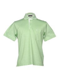 Bramante Polo Shirts Light Green