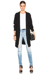 Rta Serge Cardigan Sweater In Black