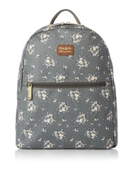 Ollie And Nic Ditsy Backpack Olive