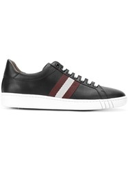 Bally Helvio Sneakers Women Calf Leather Leather Rubber 40 Black
