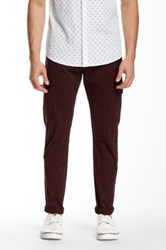J Brand Rowling Cargo Pant Red